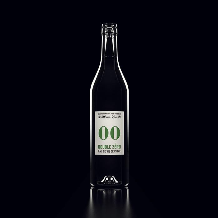 Double Zero - Zangs Cider Liquor